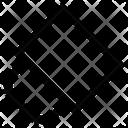 Eraser Collage Draw Icon
