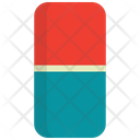 Eraser Magnet Rubber Icon