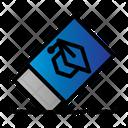Eraser Papper Education Icon