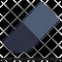Eraser Ruler Tool Icon