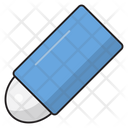 Eraser Rubber Stationary Icon