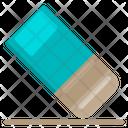 Eraser Office Supply Icon