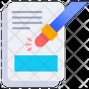 Eraser Rubber Pencil Remover Icon
