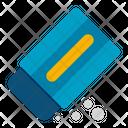 Eraser Rubber Remover Icon