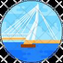Erasmusbrug Bridge Footbridge Icon