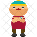 Eric Cartman Man Icon