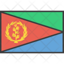Eritrea African Country Icon