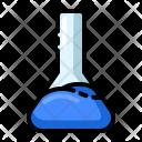Erlenmeyer Chemistry Formula Icon