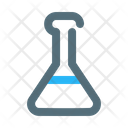 Erlenmeyer Flask Glass Icon