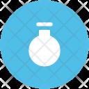 Erlenmeyer Flask Lab Icon
