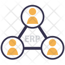 Erp Application Business Icon