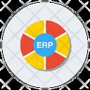 Erp Enterprise Planning Resource Planning Icon