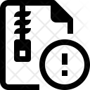 File Zip Icon