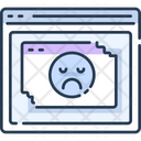 Error Maintenance Error Building Error Icon