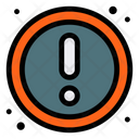 Error Notice Warning Icon