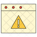 Error Caution Exclimination Icon