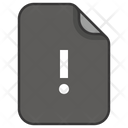 Error Exclamation Mark Icon