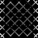File Error Folder Icon