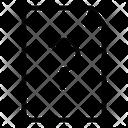 Error File Eror Closs Icon