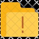 Error folder Icon
