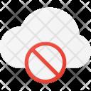 Error Disable Symbol Icon