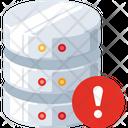 Error in database Icon