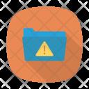 Error Folder Warning Icon