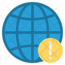 Error In Global Location Icon