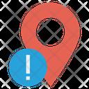 Location Gps Pin Icon