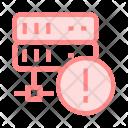 Error in mainframe Icon