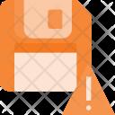 Error in save data Icon