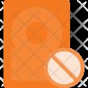 Error in storage drive Icon