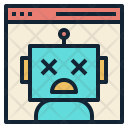 Error Message Server Icon
