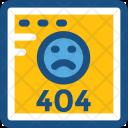 Error page Icon