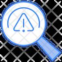 Error Notify Lense Icon