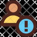 Error User Icon