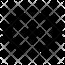 Arrow Ertical Resize Ui Icon