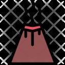 Eruption Weather Insurance Icon