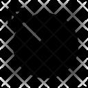 Esc Round Remove Icon