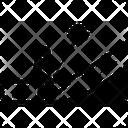 Escalator Contaminate Contamination Icon