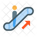 Escalator Up Icon