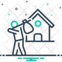 Escape Evacuation Getaway Icon