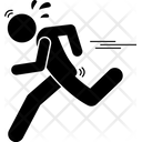 Escape man Icon