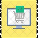 Eshopping Online Shopping Internet Shopping Icon