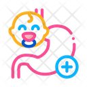 Work Esophagus Newborn Icon