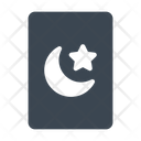 Moon Star Astrology Icon