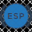 Esp Car Auto Icon