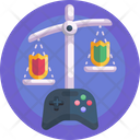 Gaming Gaming Competition Game Pad Icon