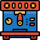 Espresso Machine Maker Icon