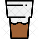 Espresso Coffee Drink Icon